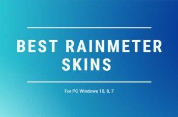 Best Rainmeter Skins for Windows