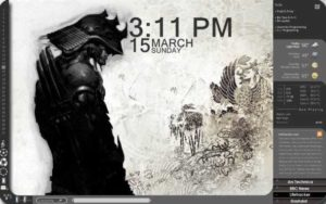 Best Rainmeter Windows PC Skins - Windows 2019