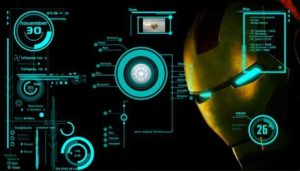 Best Top Rainmeter Skins - Iron Man Jarvis V2
