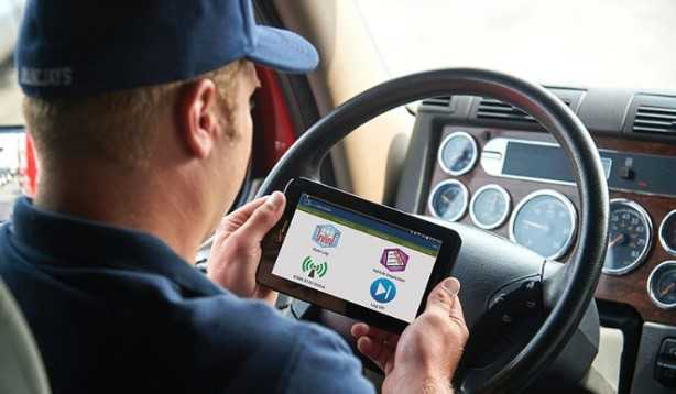 electronic logbooks for truckers